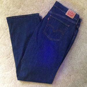 Like new Levi's 415 Classic Boot Jeans